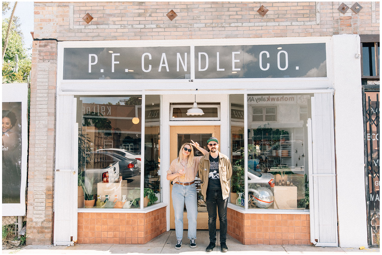 PF Candle Co. Interview | Goodhood