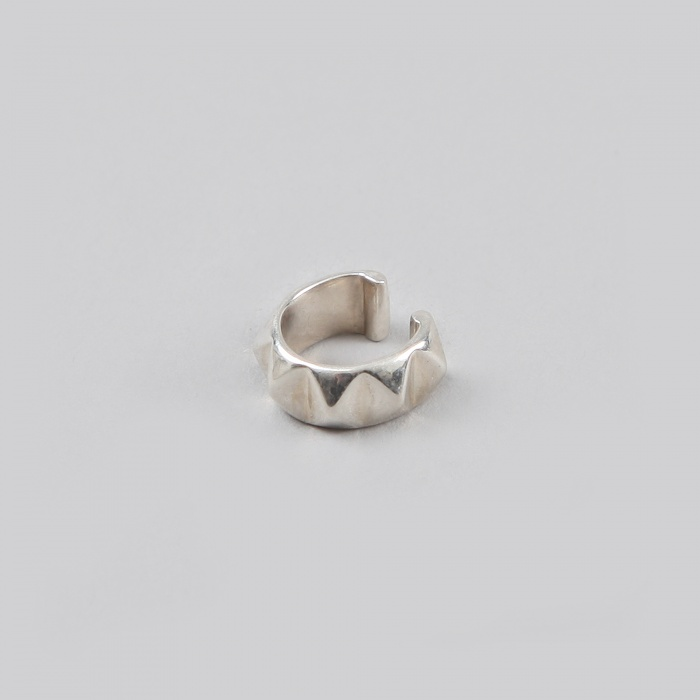 Tom Wood Ear Cuff - Silver (Image 1)
