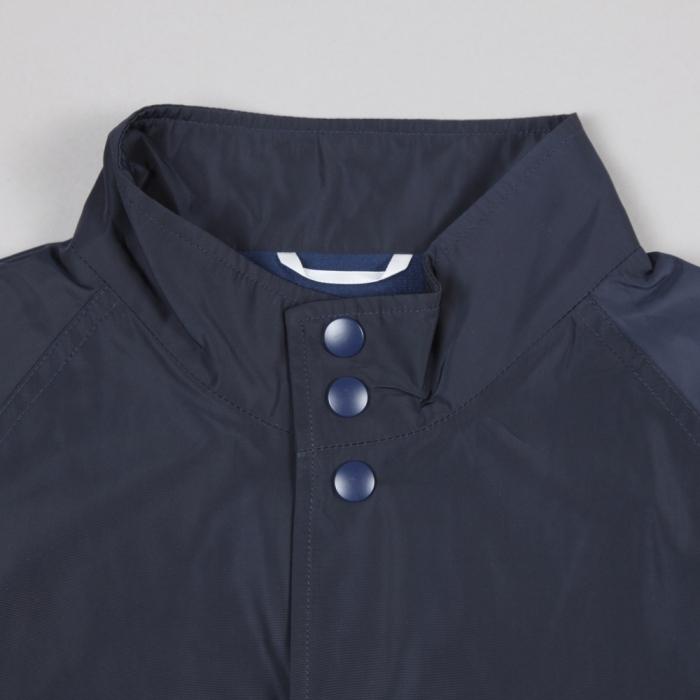 Cav Empt C.E Stand Collar Coach Jacket - Navy (Image 1)