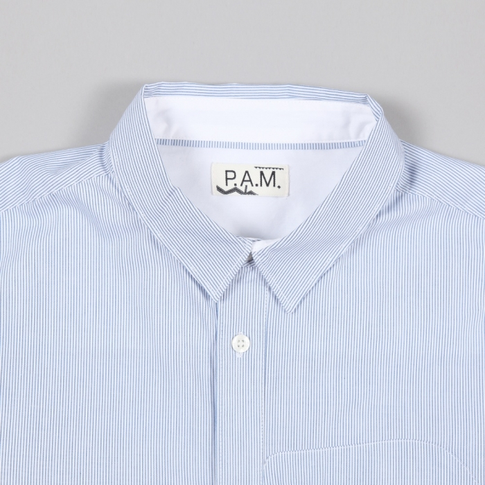 Perks & Mini PAM Rumble Casual Shirt - White (Image 1)