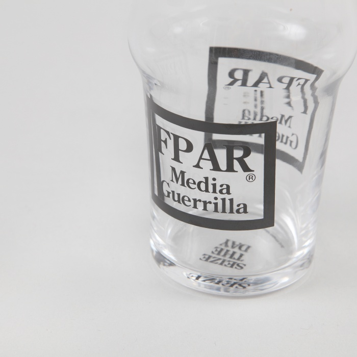FPAR Seize The Day Half Pint Glass - Glass (Image 1)