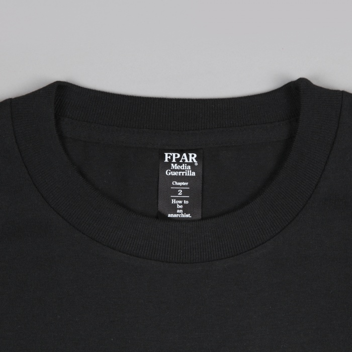 FPAR Warfare Tee - Black (Image 1)
