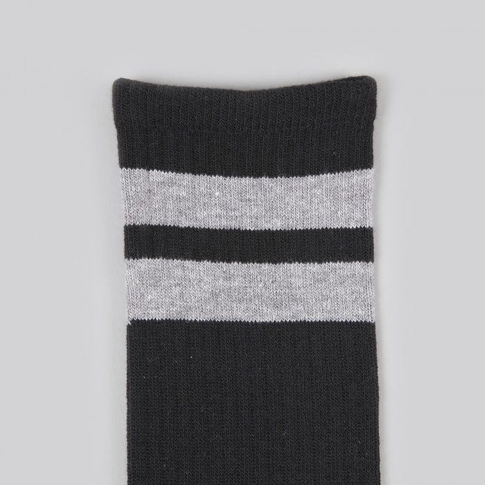 Neighborhood Classic 3 Pack CN Socks - Black (Image 1)