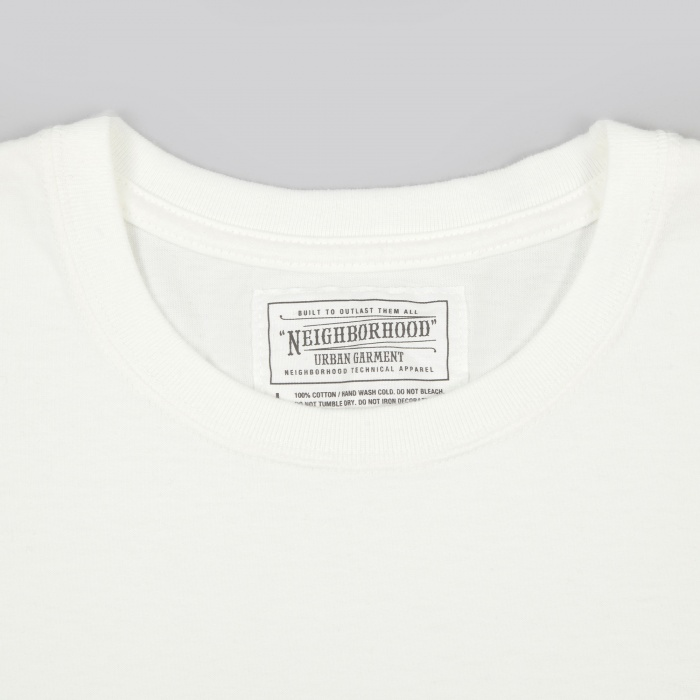 Neighborhood 94 Tee - White (Image 1)