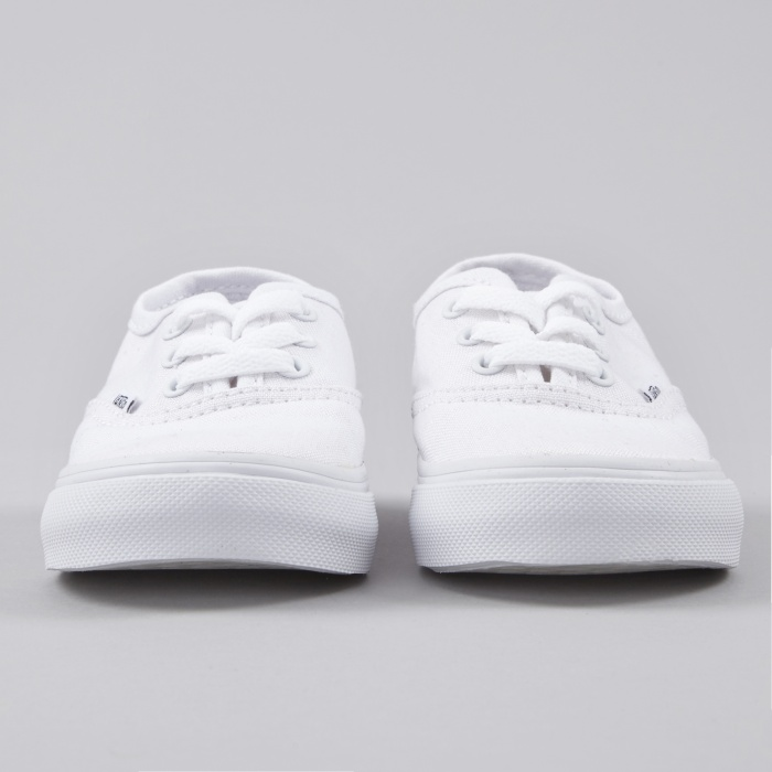 Vans Authentic - True White (Image 1)