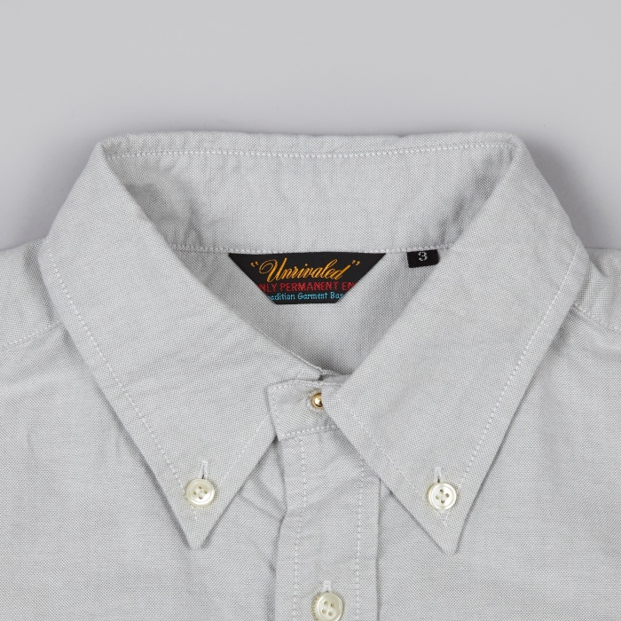 Unrivaled Union Bandana Shirt - Grey (Image 1)