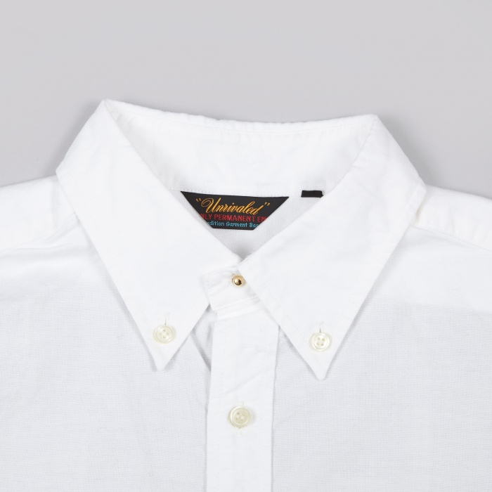 Unrivaled Union Bandana Shirt - White (Image 1)
