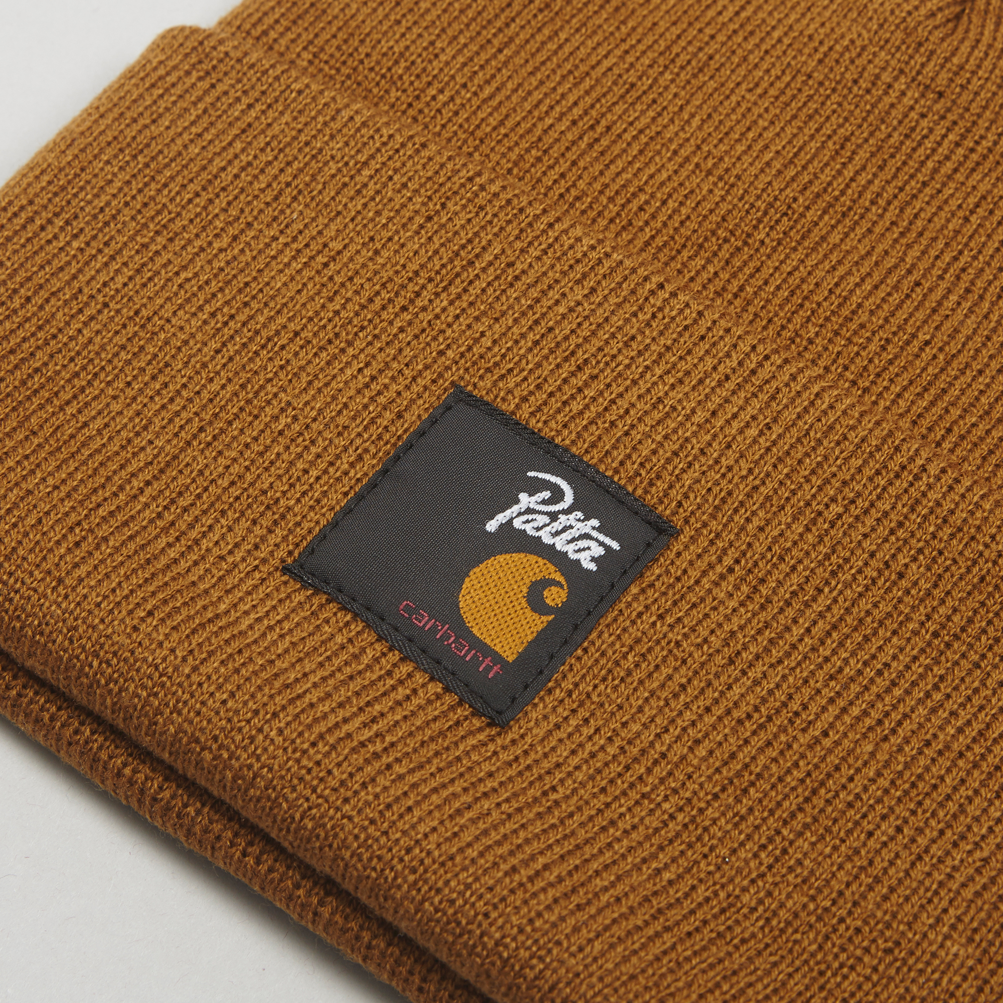 f15c7ba92b Carhartt WIP x Patta Watch Hat - Hamilton Brown