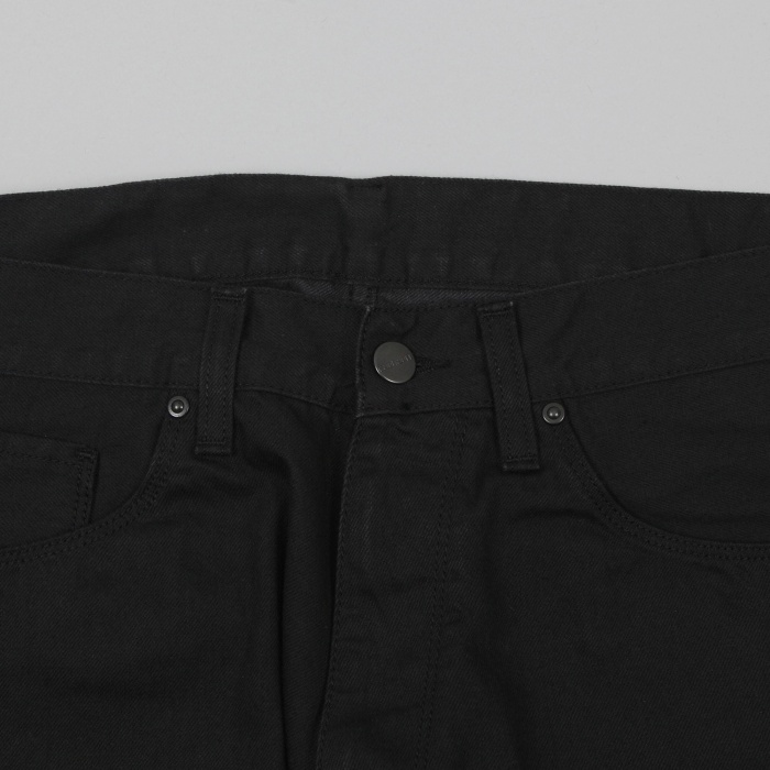 Carhartt WIP x Patta Vicious Pant - Black *Exclusive* (Image 1)