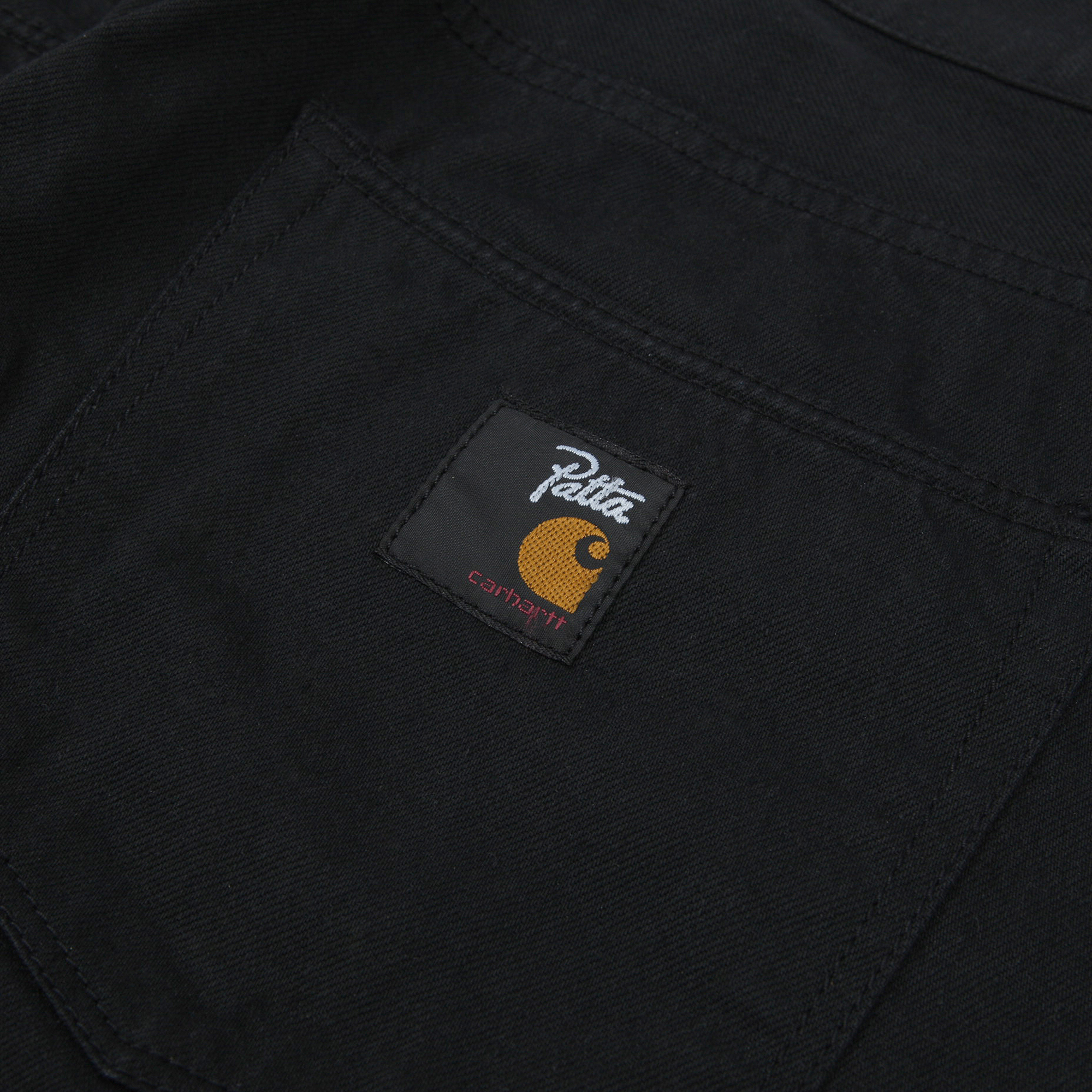 efce2db4c7 Carhartt WIP x Patta Vicious Pant - Black *Exclusive*