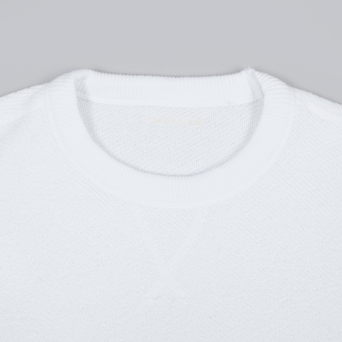 Our Legacy Reversible Sweater - White Twill (Image 1)