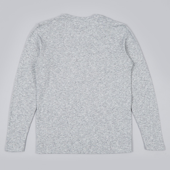 Norse Projects Halfdan Flame Sweat - Dark Indigo (Image 1)