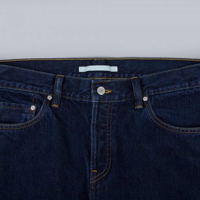 Norse Projects Regular Denim - Rinsed (Image 1)