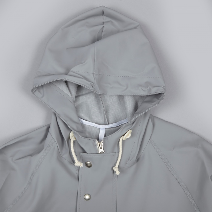 Norse Projects Elka Classic Jacket - Light Grey (Image 1)