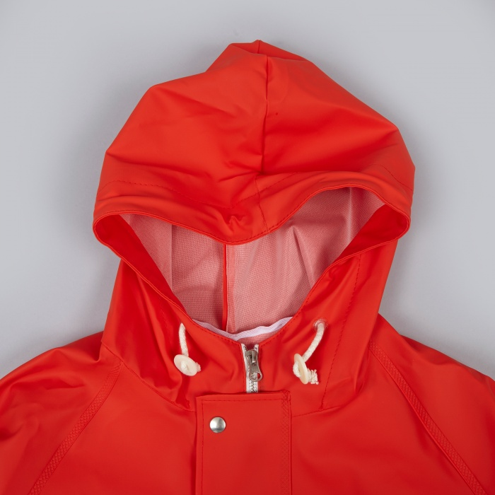 Norse Projects Elka Classic Jacket - Blood Orange (Image 1)