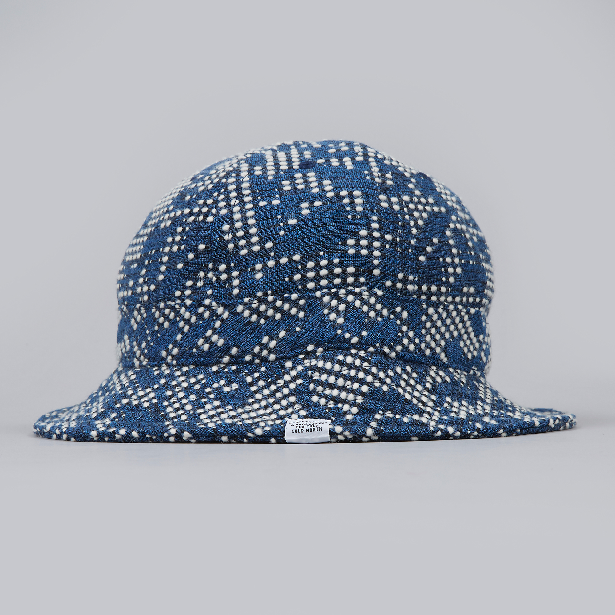 a6c5f342acb Norse Projects Bubble Weaver Bucket Hat - Blue