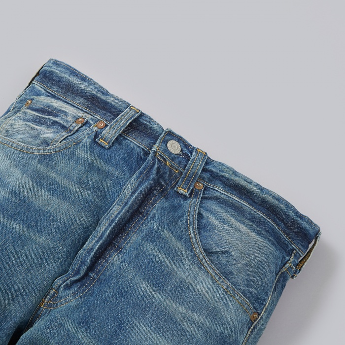 Levi's Vintage Clothing 1947 501 Jean - Picket (Image 1)