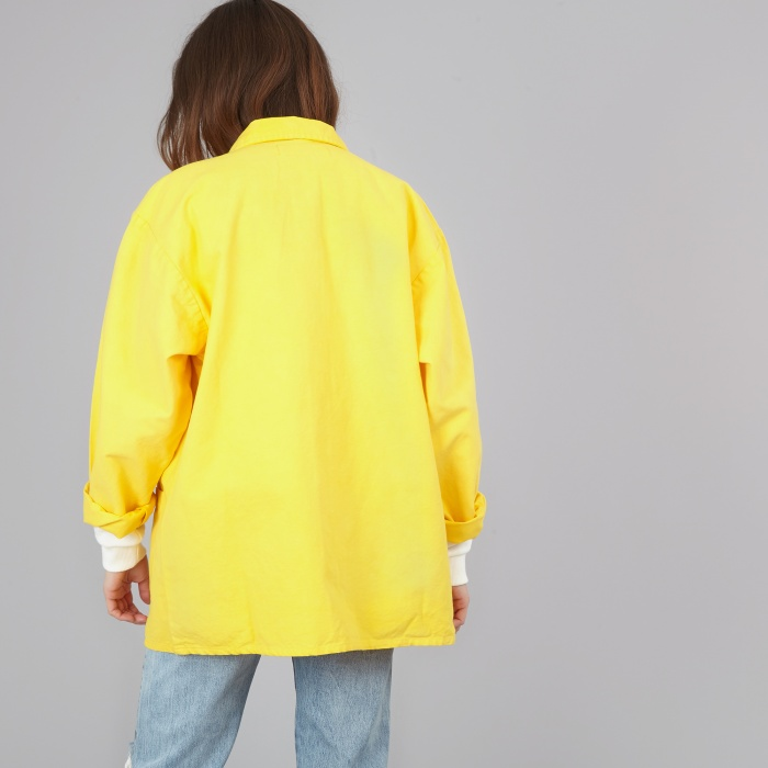 LF Markey Old Man Of The Sea Jacket - Yellow (Image 1)