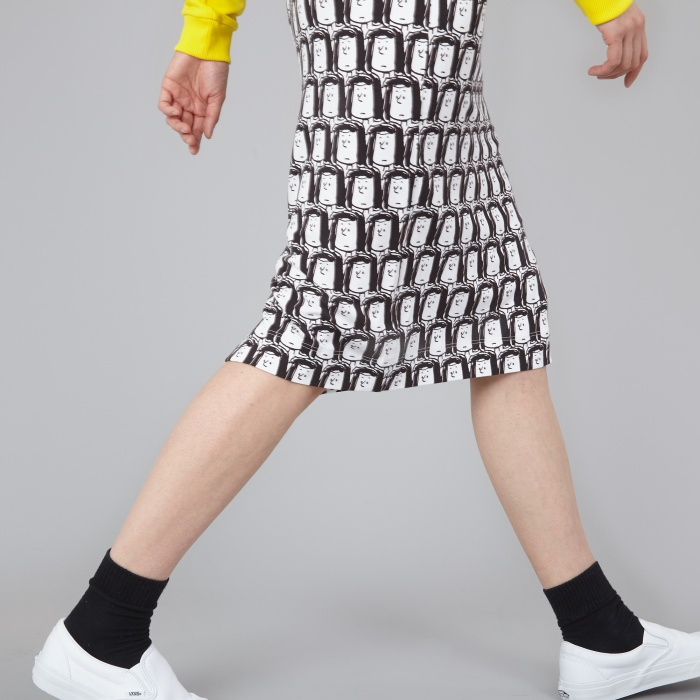 Peter Jensen Pencil Skirt - Lydia Head (Image 1)