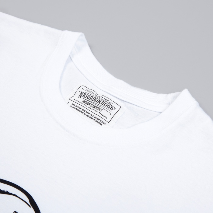 Neighborhood Ten Gallon Tee - White (Image 1)
