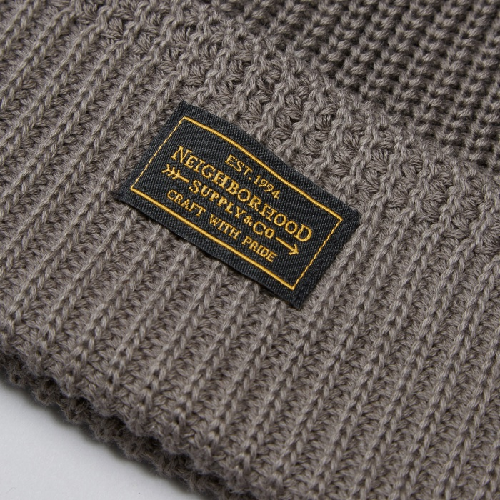 Neighborhood Jeep Beanie - Gray (Image 1)