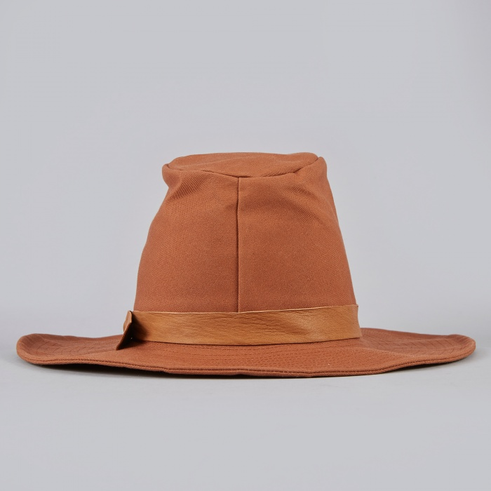 Needles Outback Hat - Brown (Image 1)