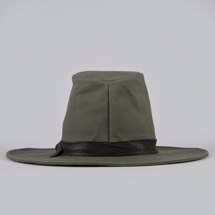 Needles Outback Hat - Olive (Image 1)