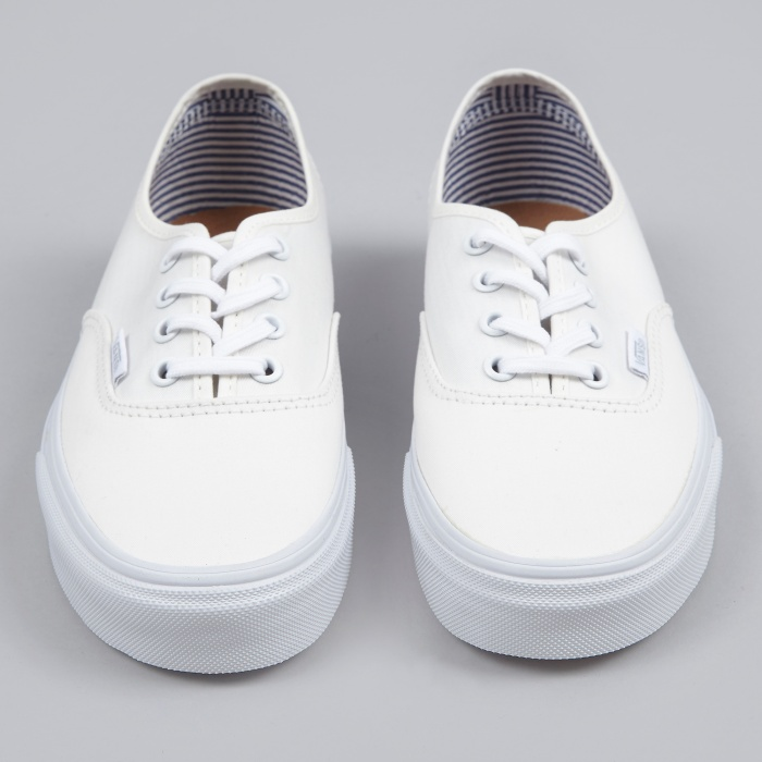 Vans Authentic - Blanc De Blanc (Image 1)