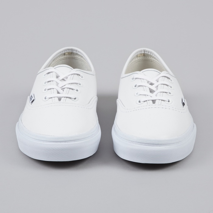 Vans Authentic - VLT White (Image 1)