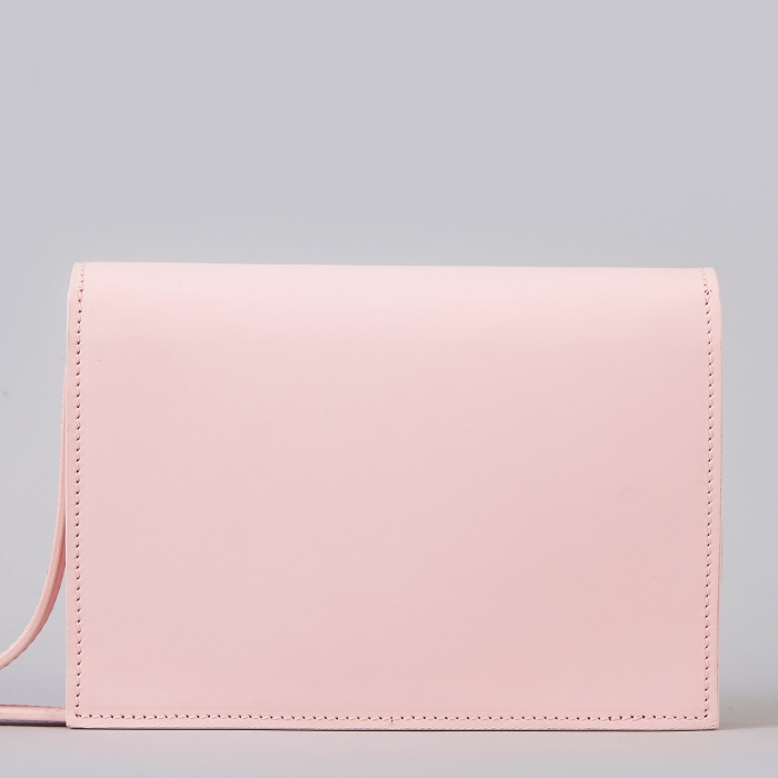 PB 0110 PB0110 AB10 Strap Bag - Light Pink (Image 1)