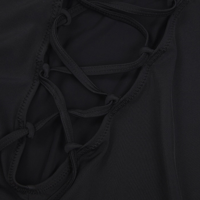 Lonely Dita Swimsuit - Black (Image 1)