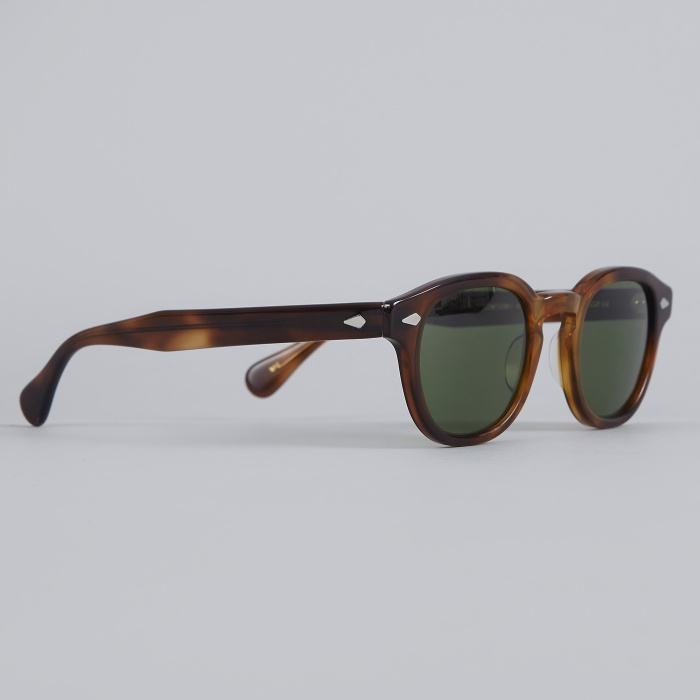 Moscot Lemtosh 46 - Tobacco Green (Image 1)