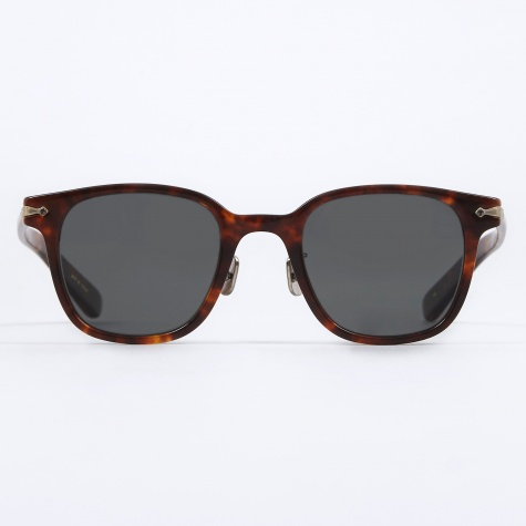 711 Sunglasses - Demi/Black
