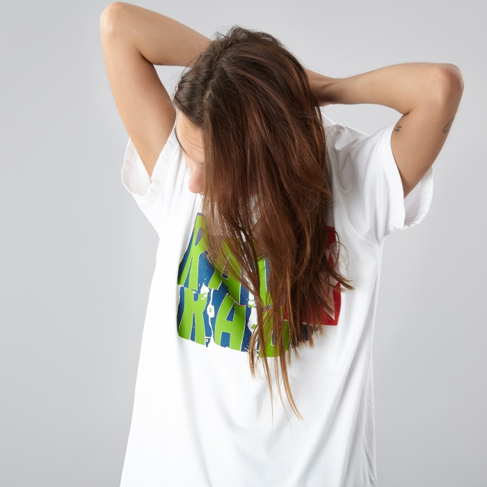 Aries Rad T-Shirt - White (Image 1)
