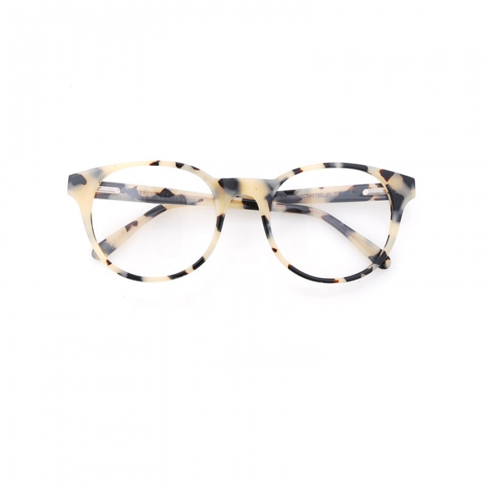 Prism Glasses 'Paris' Cream Tortoise Shell (Image 1)
