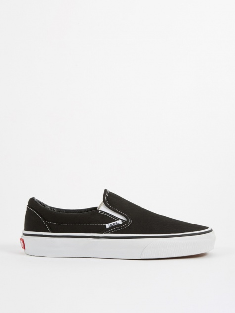 Classic Slip-On - Black