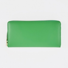 Comme Des Garcons Wallet Classic Leather L (SA0110) - Green