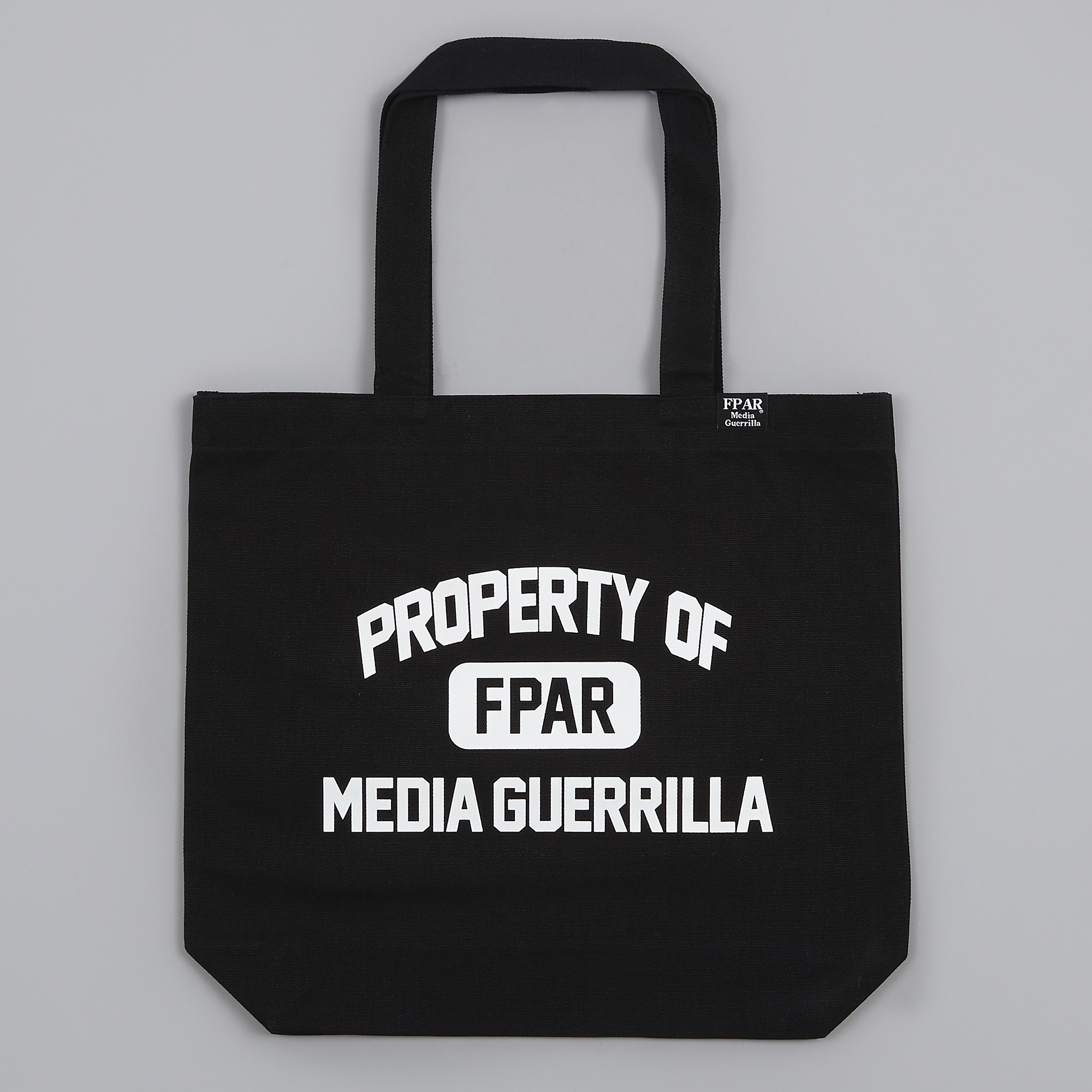 FPAR Property Tote Bag - Black 6590c42fa3d94