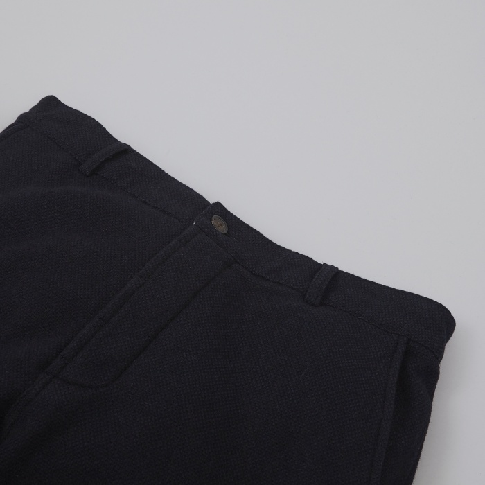 Universal Works Tapered Pant - Navy (Image 1)