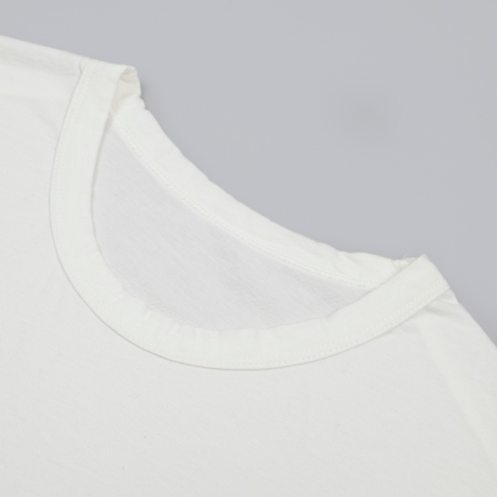 Universal Works Pocket Tee - Ecru (Image 1)