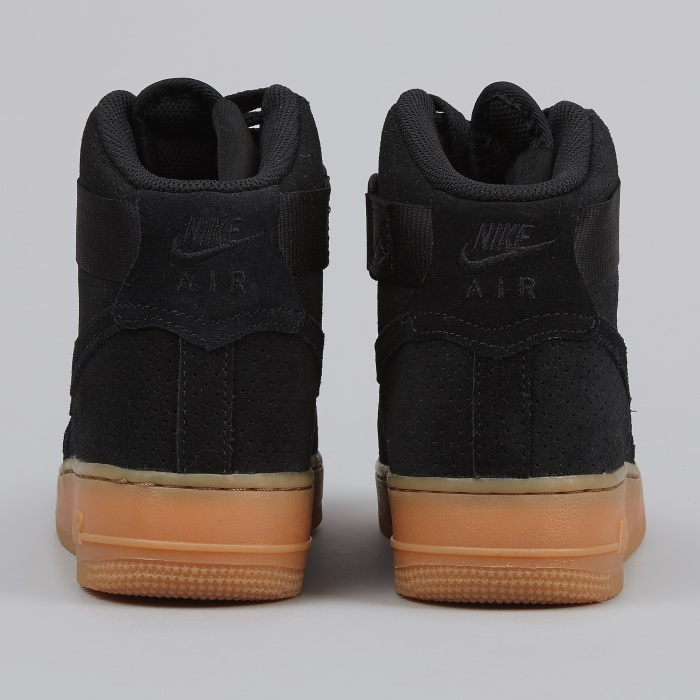 12731a01915 nike air force 1 suede black gum bottom boots Amazon AIR JORDAN 1 PHAT ...
