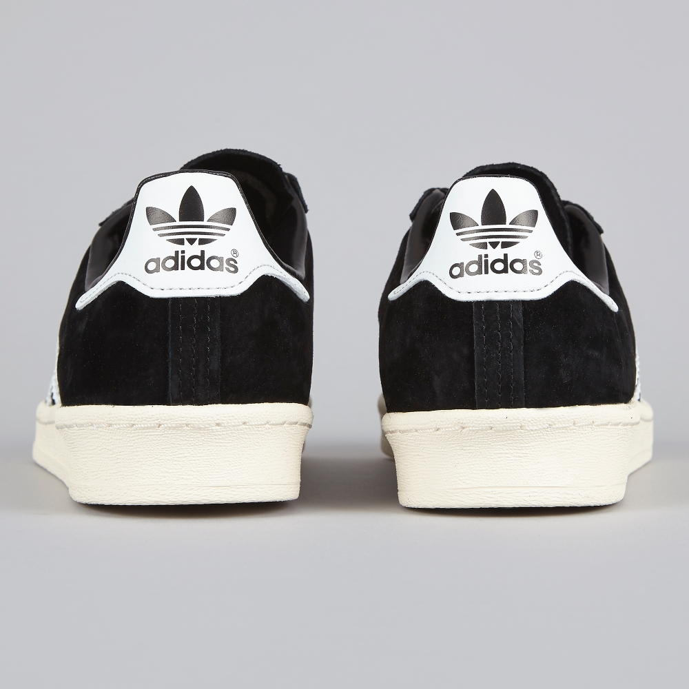 Adidas Campus 80s Japan Pack VNTG - Black White 66a573399