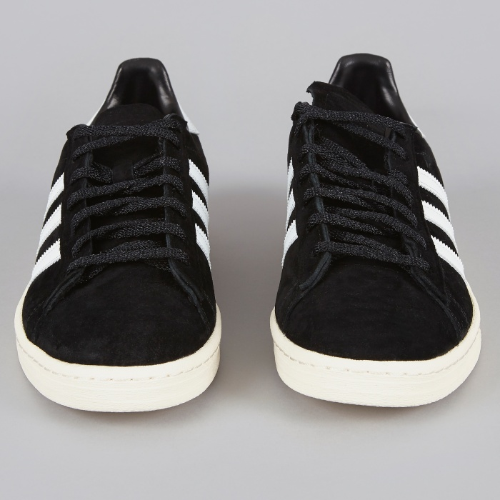 Adidas Campus 80s Japan Pack VNTG - Black/White (Image 1)