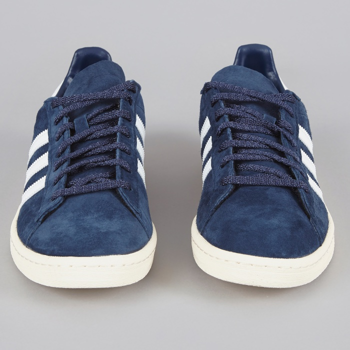 Adidas Campus 80s Japan Pack VNTG - Dark Blue/White (Image 1)