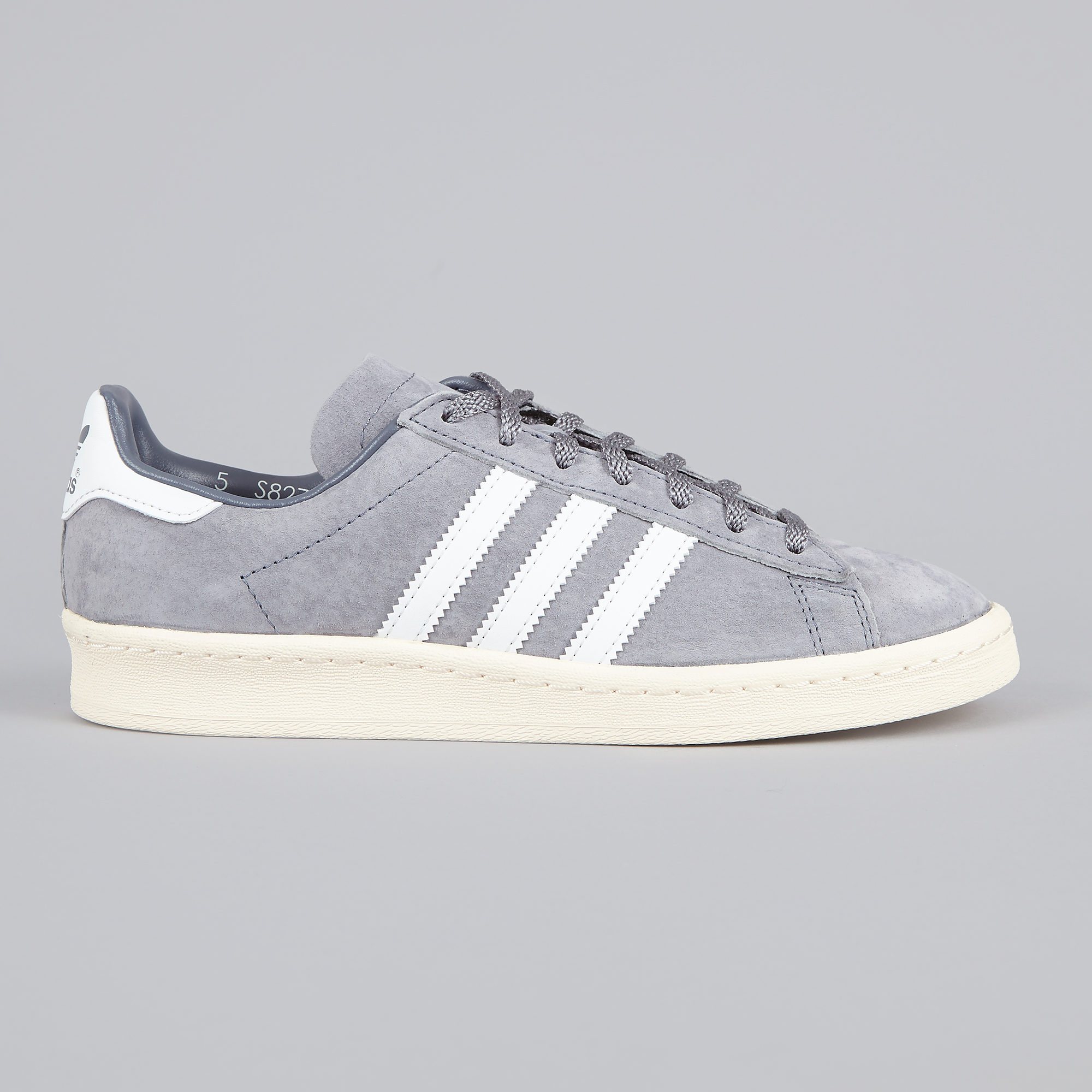 Adidas Campus 80s Japan Pack VNTG - Grey White 45f9d3571