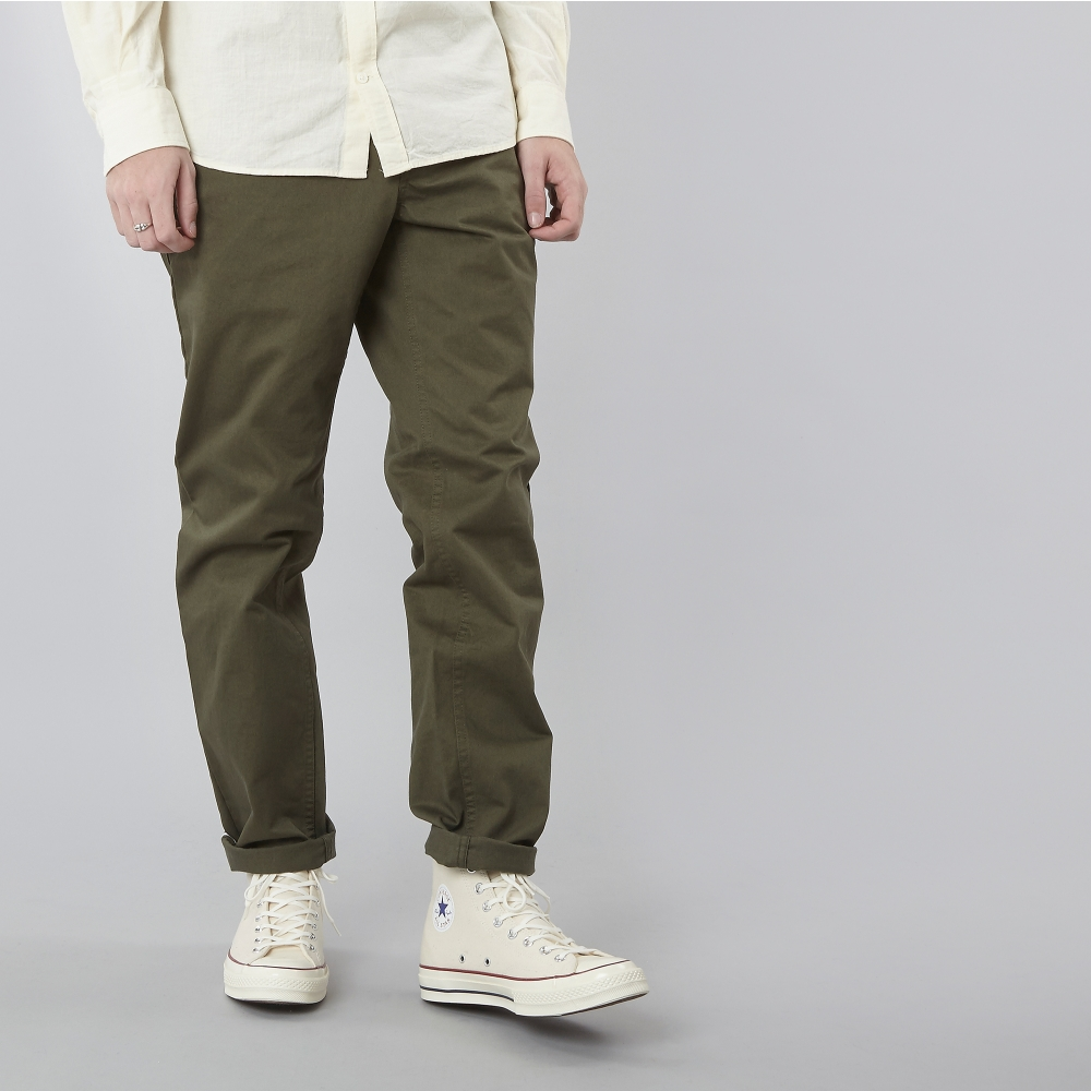 Norse Projects Aros Heavy Chino - Olive Drab 4278f2511