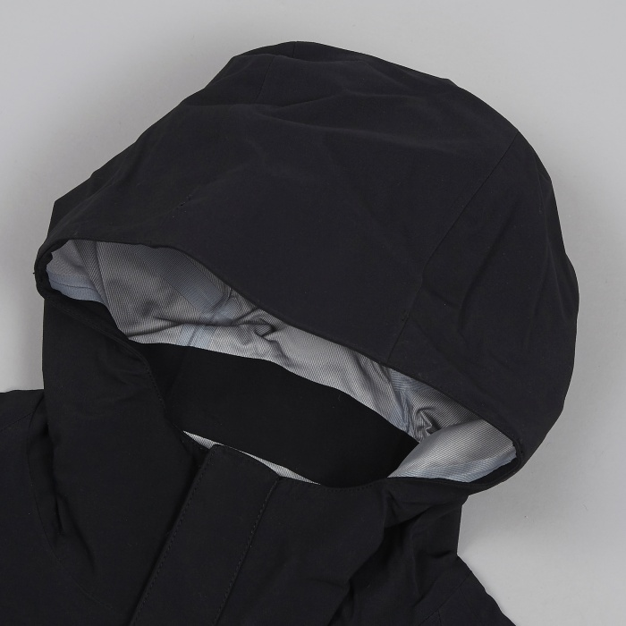 Norse Projects Baldur Neoshell 3.0 Jacket - Black (Image 1)