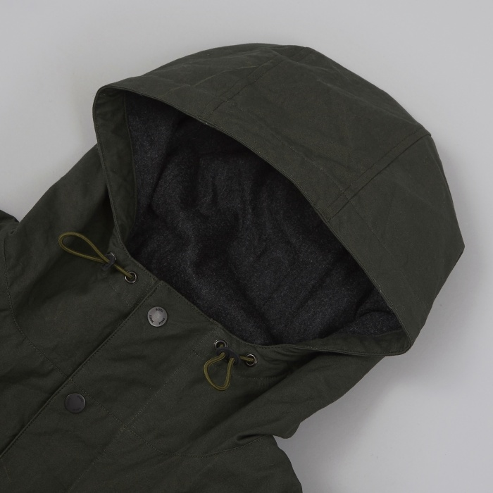 Norse Projects Nunk Classic Jacket - Roisin Green (Image 1)
