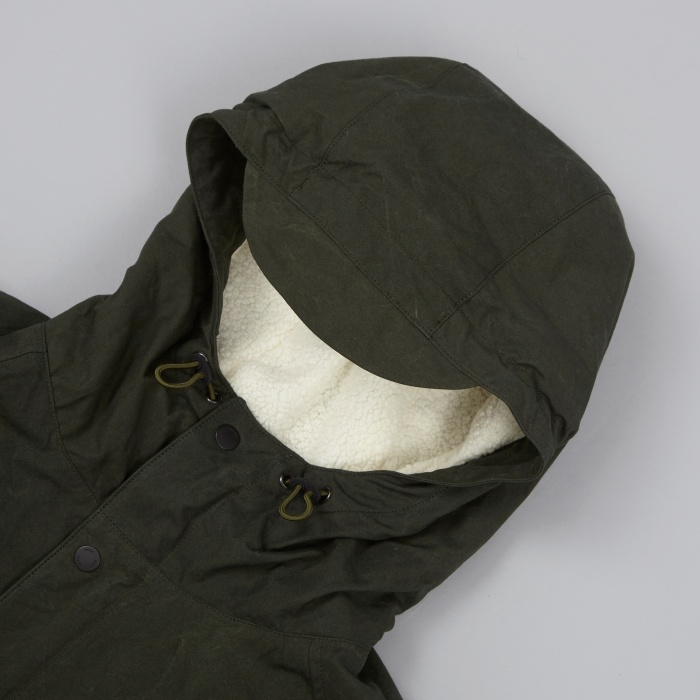 Norse Projects Lindisfarne Classic Jacket - Roisin Green (Image 1)