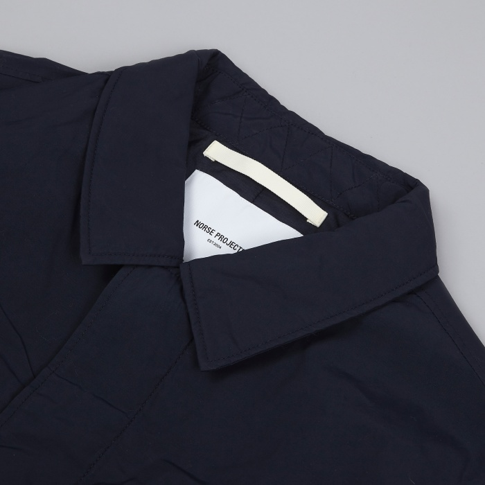 Norse Projects Thor Light Winter Jacket - Navy (Image 1)